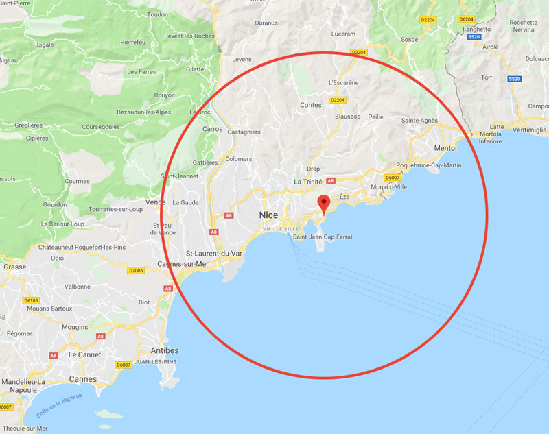 zone intervention serrurier beaulieu-sur-mer